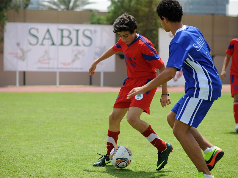 Dubai 2013 - Football