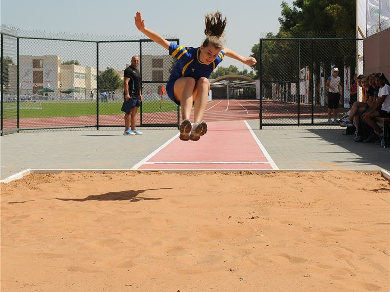 Dubai 2013 - Long Jump