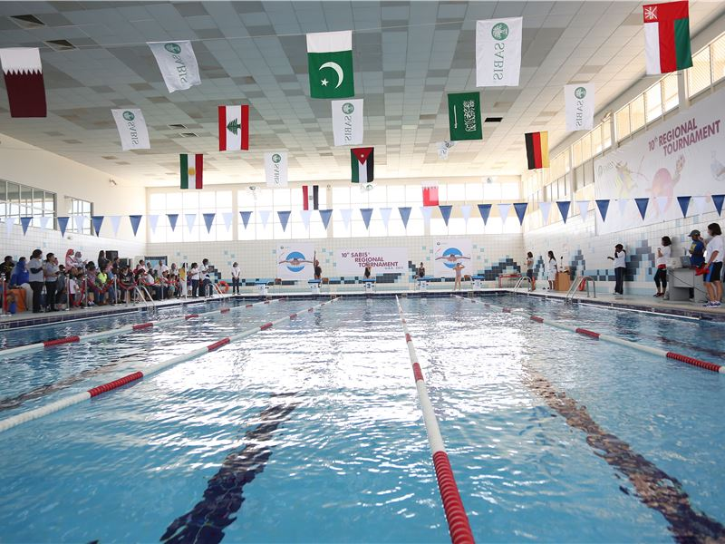 ISC SHARJAH 2015 SWIMMING