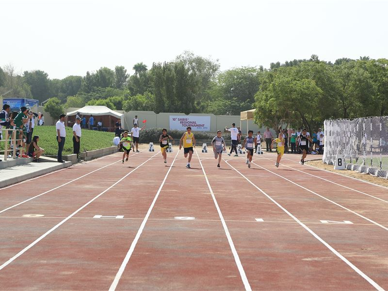 ISC SHARJAH 2015 TRACK & FIELD